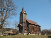 Wooden catholic churches