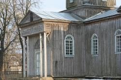 Фото Олени Крушинської, березень 2007 р.