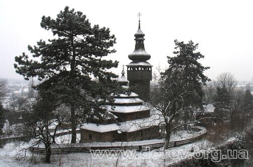Фото Сергія Криниці, січень 2007 р.